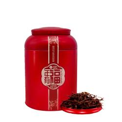 【国际雨林联盟认证茶园】旗舰店:昌宁红 特级云南大叶种滇红茶120g