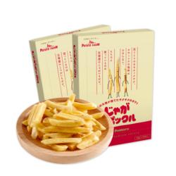 【日本进口】旗舰店:卡乐比 薯条三兄弟180g*2盒装