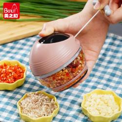 厨房多功能手动绞蒜器